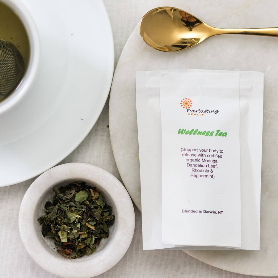 Everlasting Health Organic Tea: Wellness