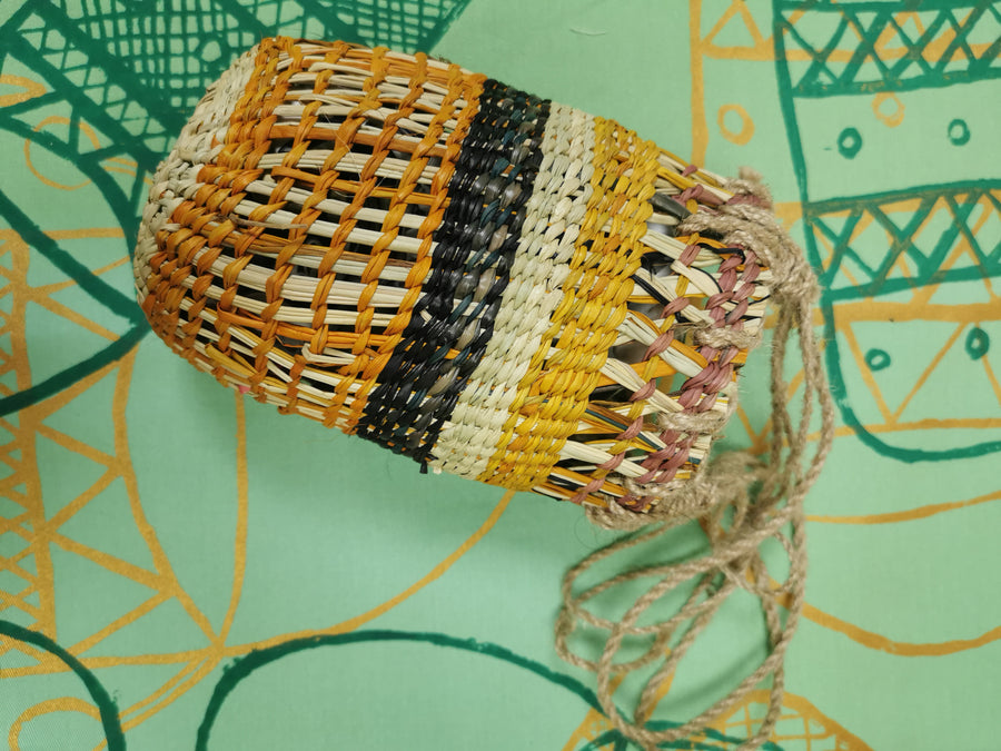 Woven Dily Bag: by Lilly Roy