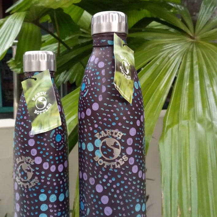 Earth Bottles x Saltwater Dreamtime: Ocean