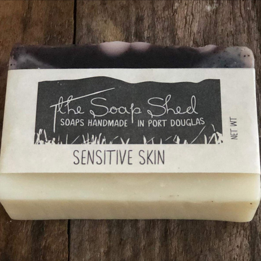 The Soap Shed - Sensitive Skin Soap Bar