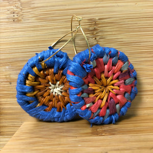 Tiwi Weaving Earrings by Jacinta