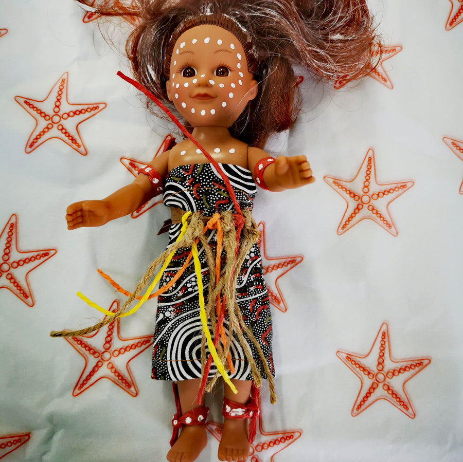 Bama Dolls by Aunty Jan Walker: Small