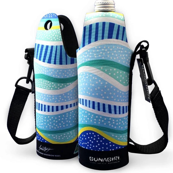 Jedess Water Bottle Cooler - Rainbow Reef