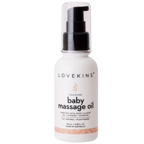 MK Eco By Starwin Lovekins Baby Massage Oil