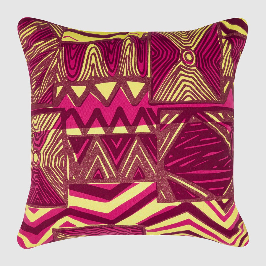 Bima Wear Cushion Cover: Turtuni