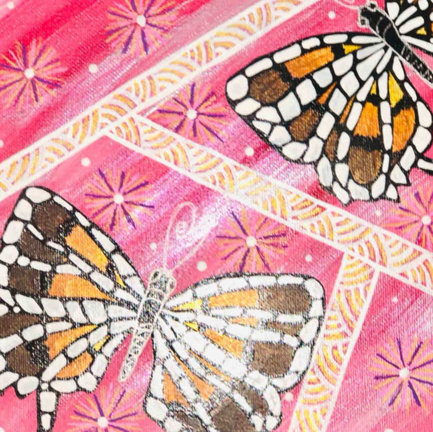 Sharona Bishop: Butterfly News