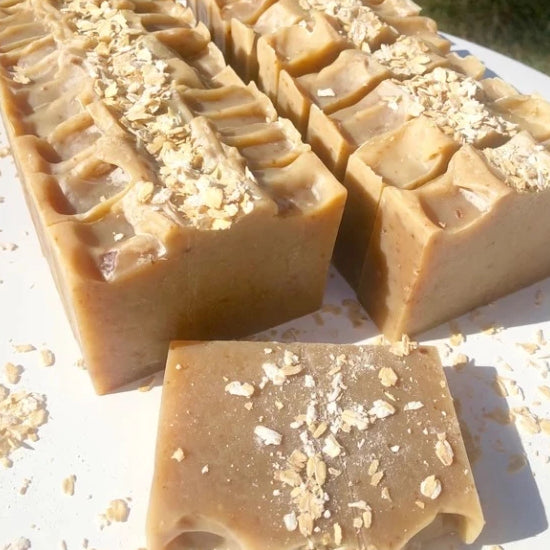 Tropical Low Soap Bar Oatmeal Starwin