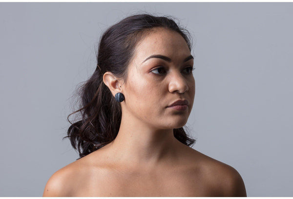 Aarli earrings by Yinaa - Studs-AARLI-Starwin Social Enterprise