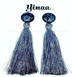 Starwin Social Enterprise, Aarli earrings by Yinaa - Tassels