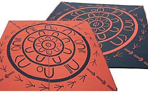 Starwin Social Enterprise, Aboriginal Mats - Yarning Circle, Homewares