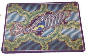 Starwin Social Enterprise, Aboriginal Placemats - Barra