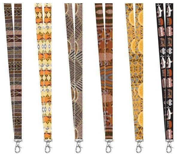 Starwin Social Enterprise, Alperstein Designs - Lanyards Munupi Art