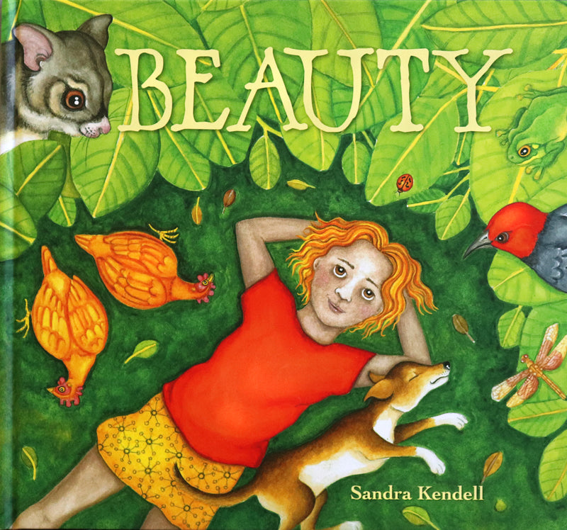 Beauty: a book by Sandra Kendell