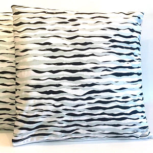 Bye Mee Cushion Cover - Merrepen Ripples-Bye Mee-Starwin Social Enterprise