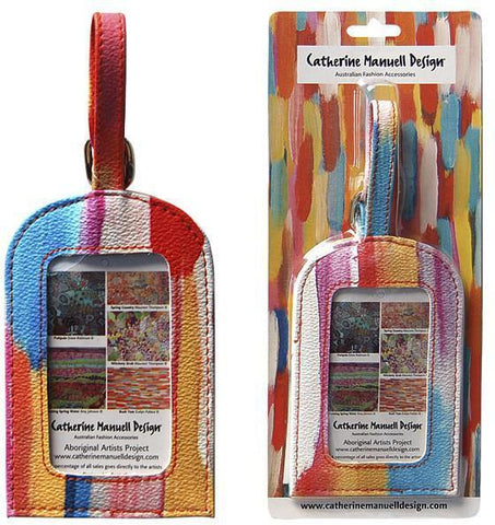 Starwin Social Enterprise, Catherine Manuell Luggage Tag - Bush Yams
