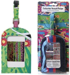 Starwin Social Enterprise, Catherine Manuell Luggage Tag - Running Spring Water