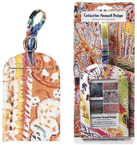 Starwin Social Enterprise, Catherine Manuell Luggage Tag - Spring Country