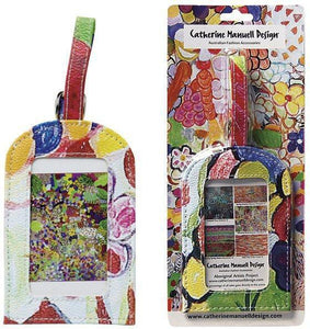 Starwin Social Enterprise, Catherine Manuell Luggage Tag - Witchety Grub