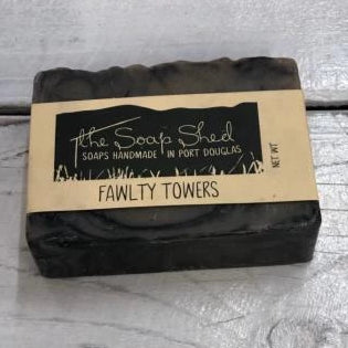 The Soap Shed - Fawlty Towers Soap Bar