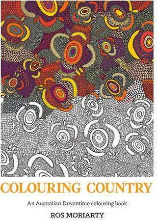 Starwin Social Enterprise, Colouring Country by Ros Moriarty
