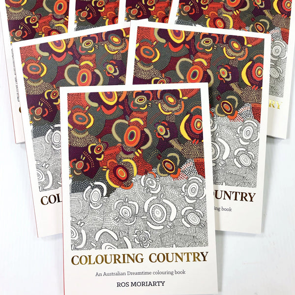 Colouring Country by Ros Moriarty-United Book Distributors-Starwin Social Enterprise