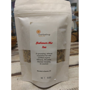 Everlasting Health Organic Tea - Balance Me Tea Blend-Everlasting Health NT-Starwin Social Enterprise