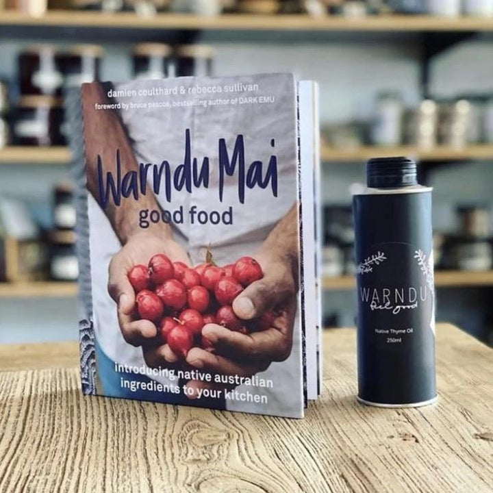 Warndu Mai cookbook Starwin