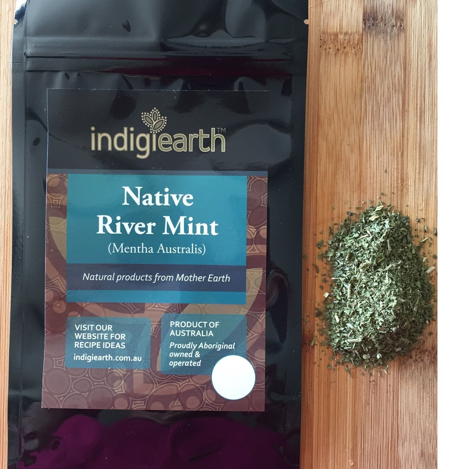 Indigiearth Herbs & Spices - River Mint-Indigiearth-Starwin Social Enterprise