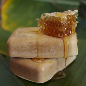 Starwin Social Enterprise, Kaizis Coconut Oil - Honey & Lemongrass Soap