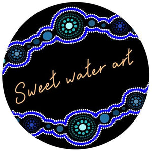 Sweet Water Art: Bookmark