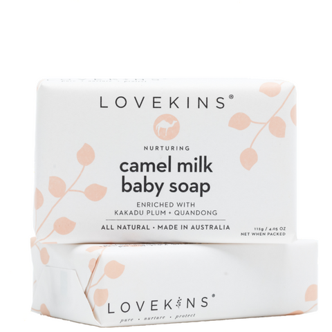 Starwin Social Enterprise, Lovekins Baby Camel Milk Soap