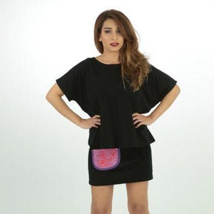 Mette Mini Skirt-Mette Clothing-Starwin Social Enterprise