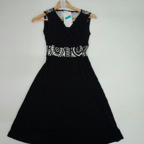 Mette NT Dress - Black-Mette Clothing-Starwin Social Enterprise