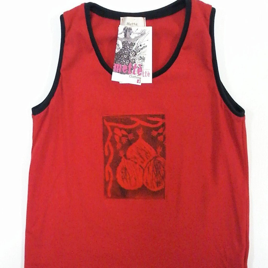 Starwin Social Enterprise, Mette Women's Singlet - Red