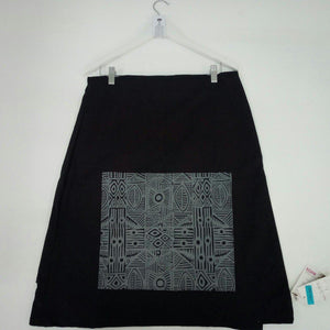 Mette Wrap Skirt-Mette Clothing-Starwin Social Enterprise