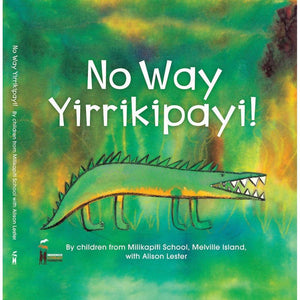 Starwin Social Enterprise, No Way Yirrikipayi Book