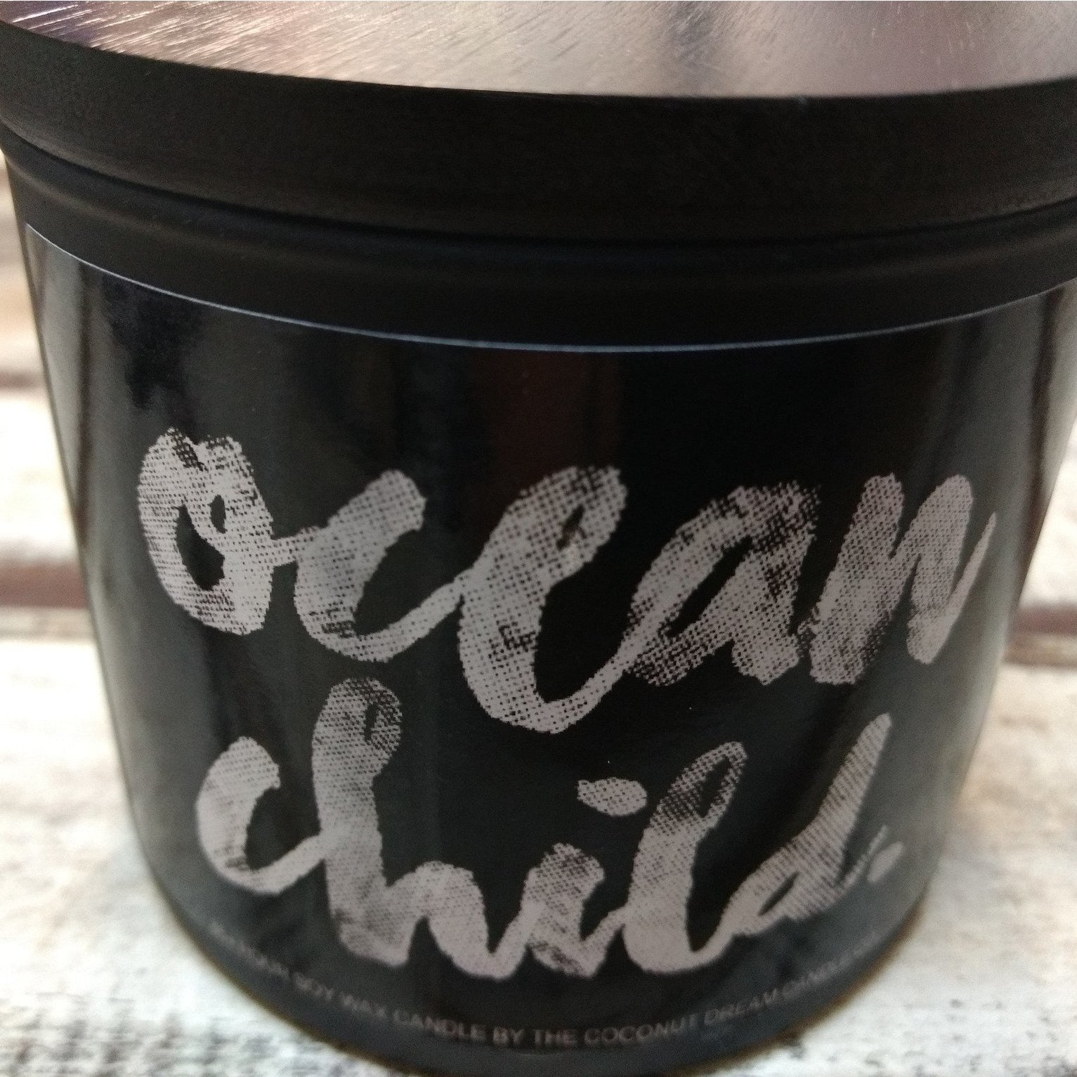Starwin Social Enterprise, Soy Candle - ocean child