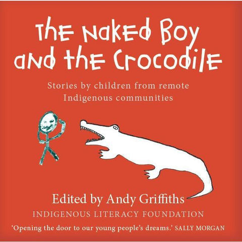 Starwin Social Enterprise, The Naked Boy and the Crocodile Book