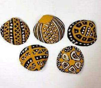 Tiwi Hand Painted Shells-Tiwi Island weavers-Starwin Social Enterprise