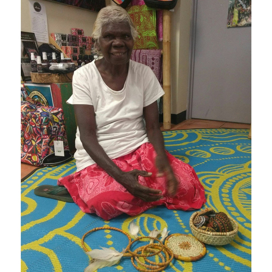 Starwin Social Enterprise, Tiwi Table Mat by Jacinta