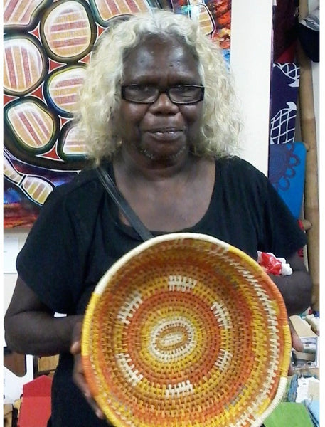 Starwin Social Enterprise, Tiwi Basket by Sandy
