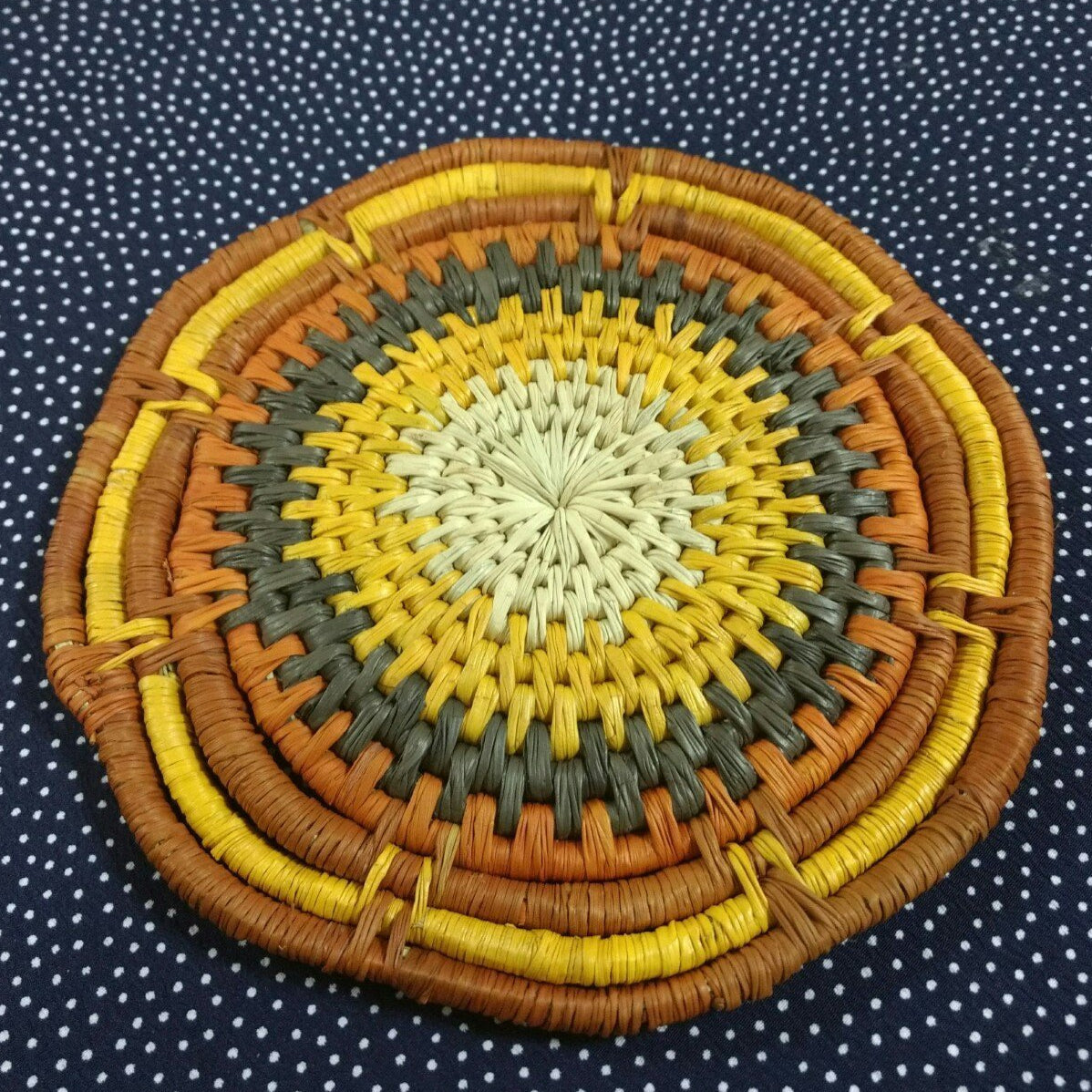 Starwin Social Enterprise, Tiwi Table Mat by Sandy