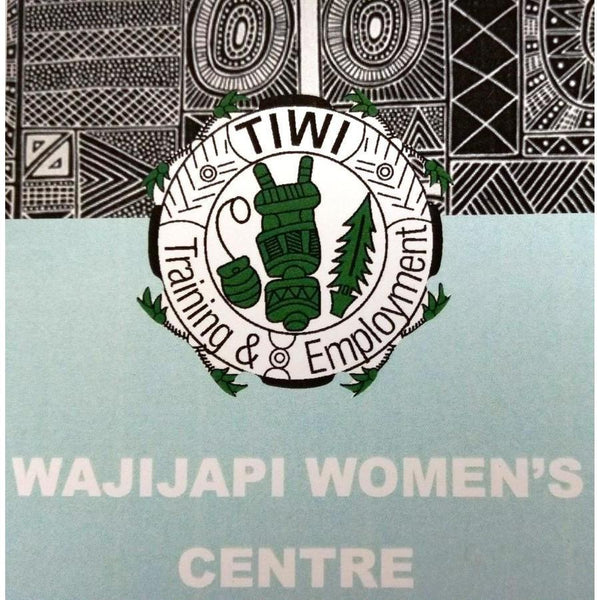 Starwin Social Enterprise, Wajijapi Womens Centre Fabric - Maroon