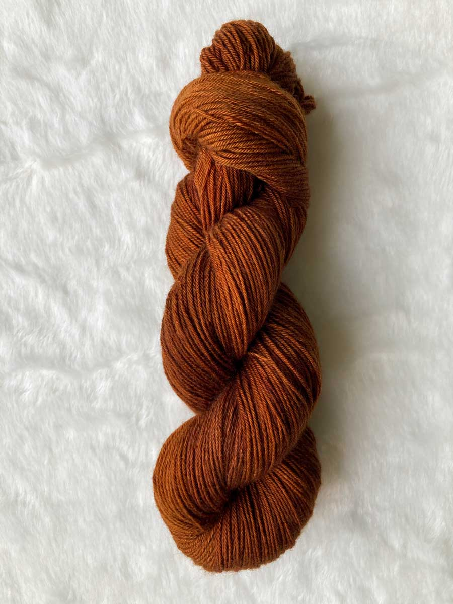 Cashmere Merino Luxe in Walnut
