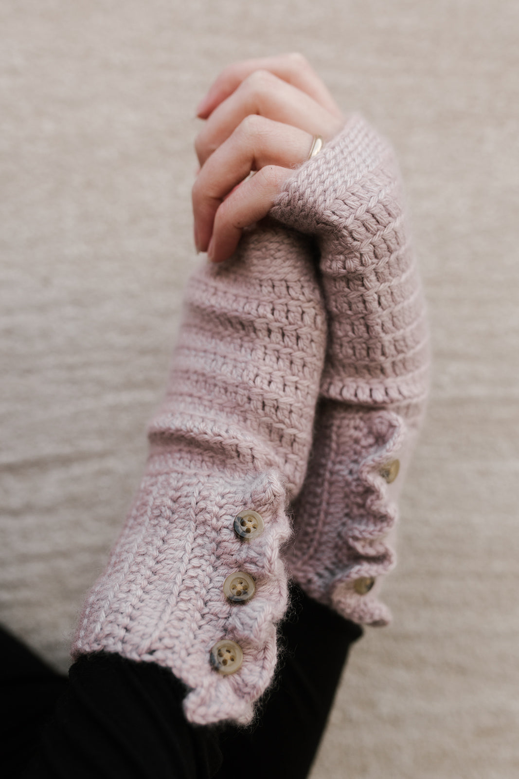 PDF Pattern Download // Crochet Spectator Gloves
