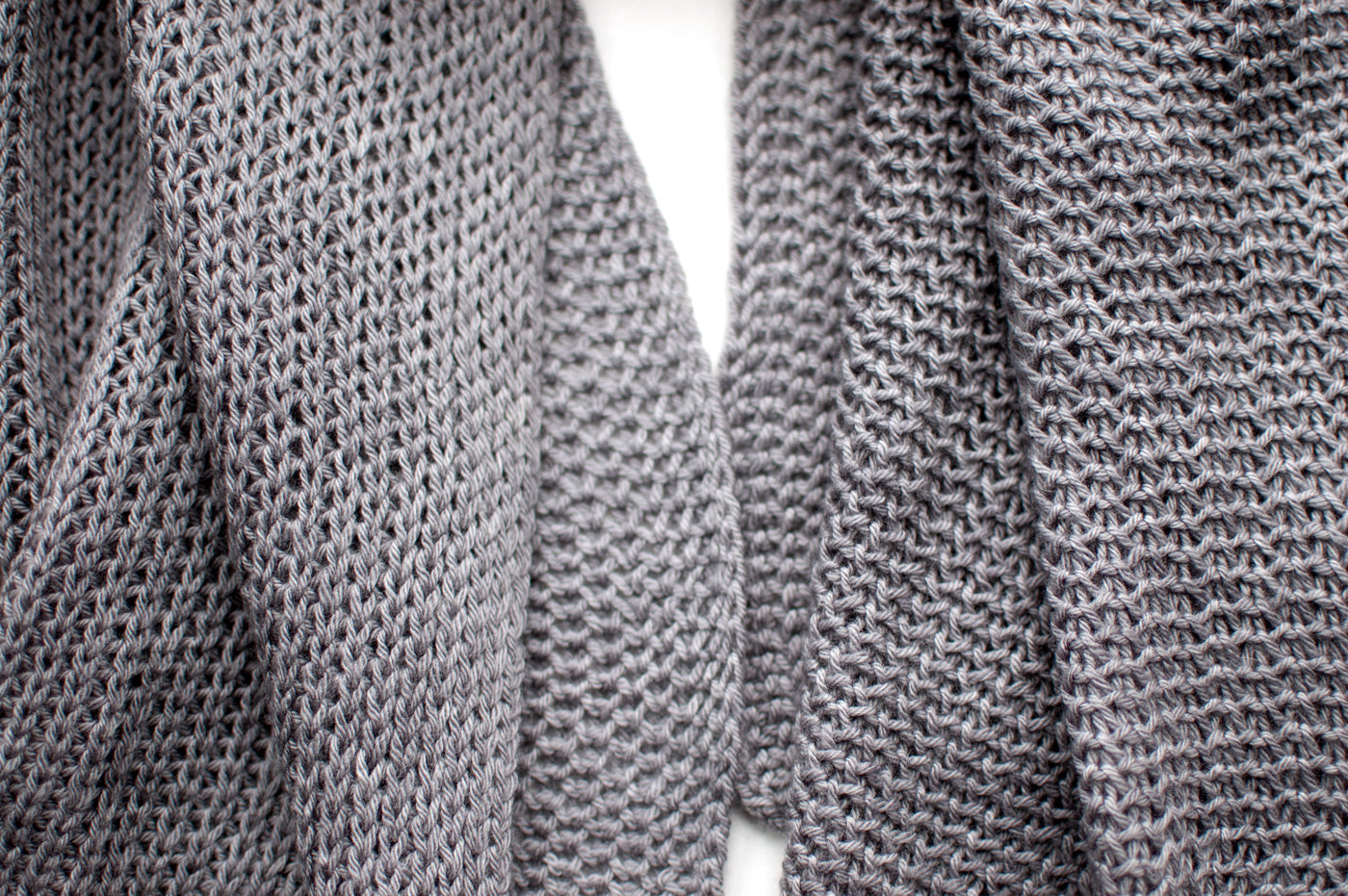 PDF Pattern Download // The Honeycomb Scarf or Wrap