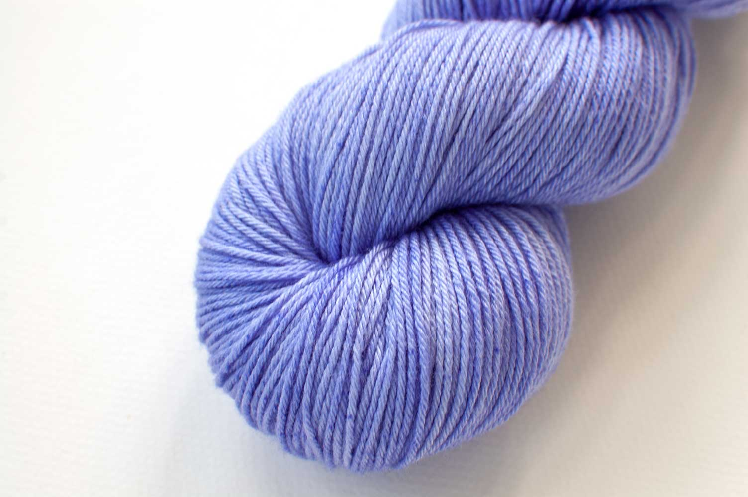 Bamboo Sock Mini Skein in Hyacinth