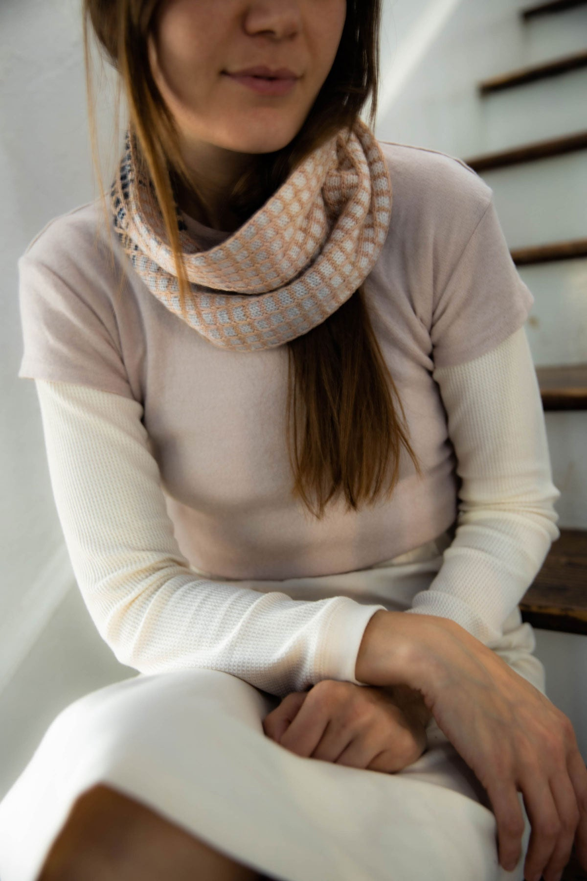 PDF Pattern Download // The Quadrant Cowl