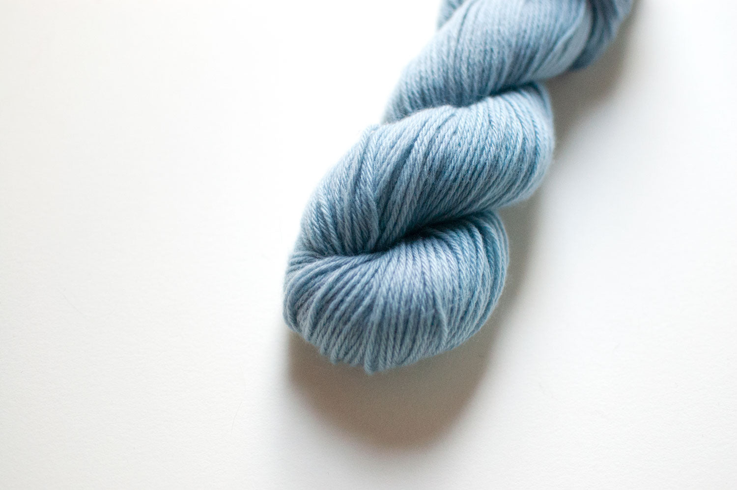 Pure Cashmere D.K. in Powder Blue