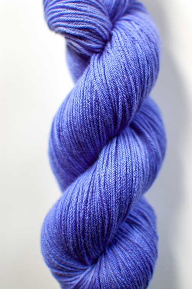 Cashmere Merino Luxe in Periwinkle